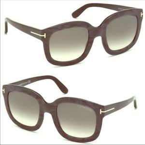 Tom Ford sunglasses FT279 Christophe Gray 53-23